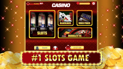 Screenshot 1 Casino Clash Vegas Royale — Slot Manchines Games