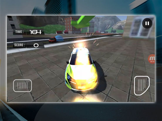 Flag Catcher Car Racing screenshot 9