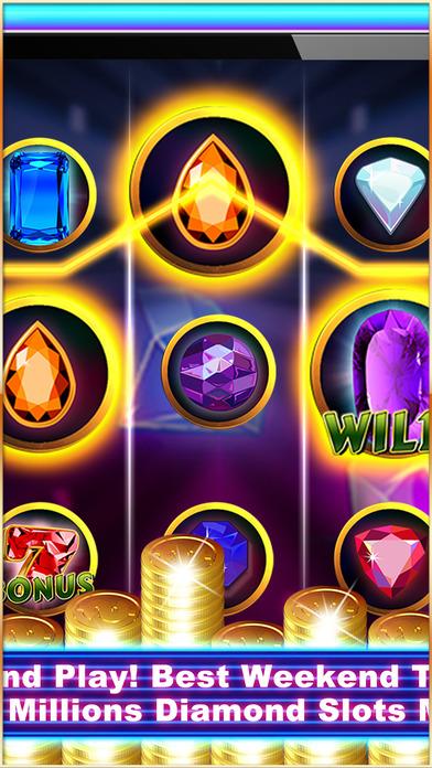 Screenshot 3 Slots — American Black Diamond Casino In Las Vegas