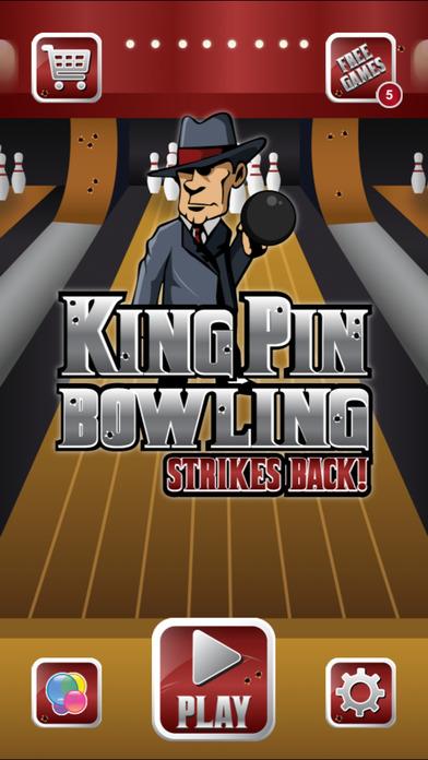 Kingpin Bowling Strikes Back Pro! screenshot 1