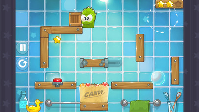 Screenshot 3 小怪物吃糖果 — 呆萌小怪兽的吃货大作战