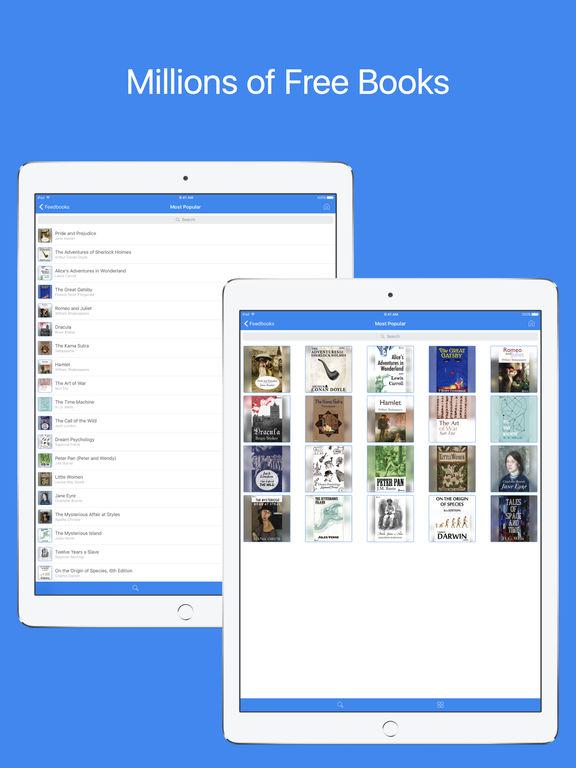 TotalReader Pro - ePub, DjVu, MOBI, FB2 Reader Screenshots