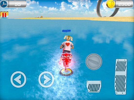 Water Surfer Bike Adventure screenshot 8