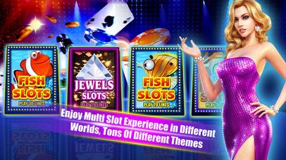 Screenshot 5 Slots — Royale Casino # 1 : BlackJack & More