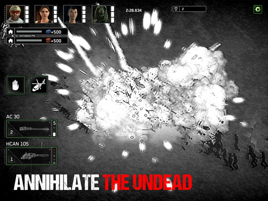 Zombie Gunship Survival Screenshots