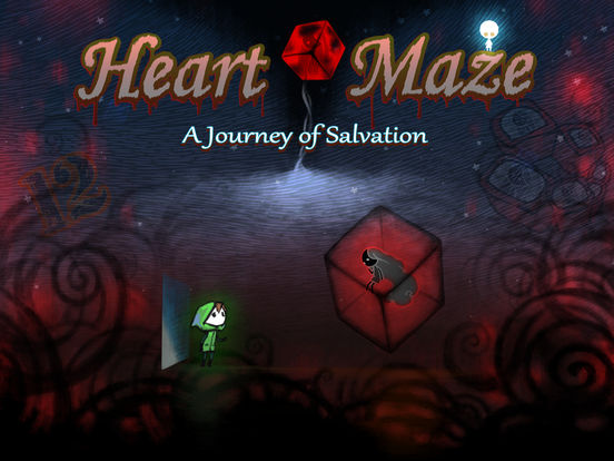 Heart Maze screenshot 6