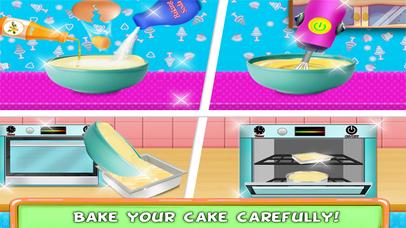 Вкусный свадебный торт Maker Скриншоты3