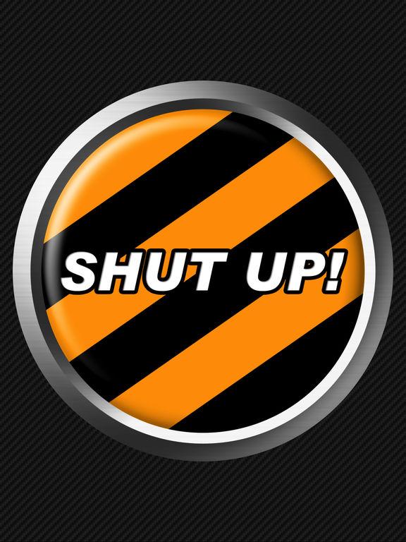 Shut Up Button screenshot 3