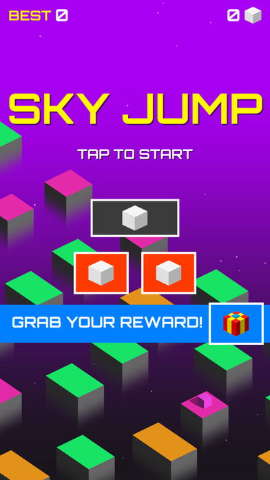 Sky Jump Epic screenshot