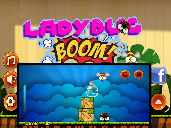 Ladybug BOOM screenshot 6