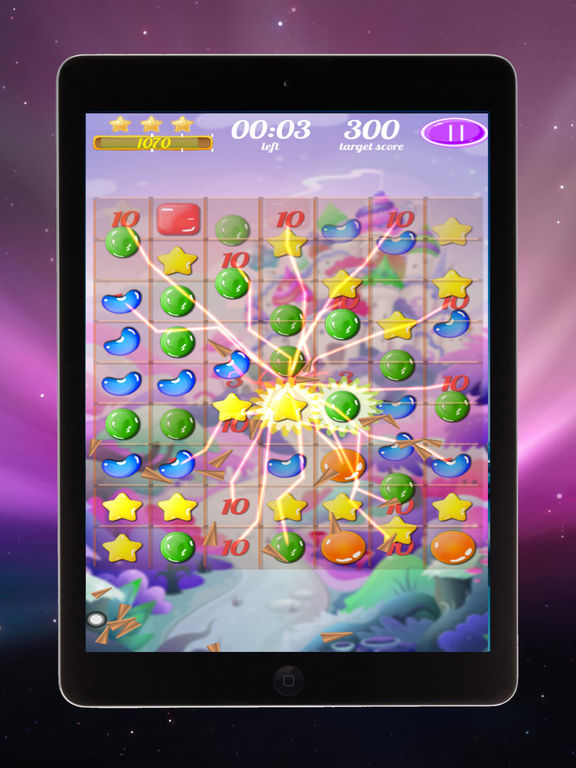 Sweet Candy Jelly Blast screenshot 5