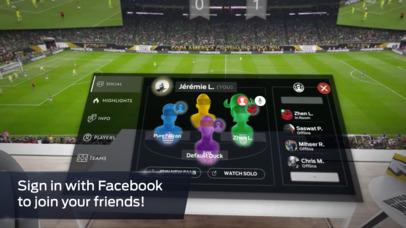 FOX Sports VR screenshot 2