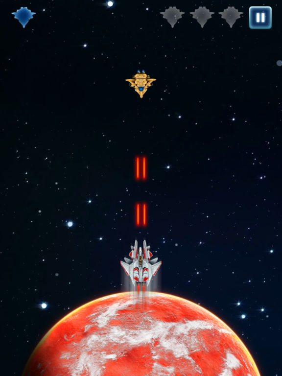 RED STAR DEFENDER screenshot 7