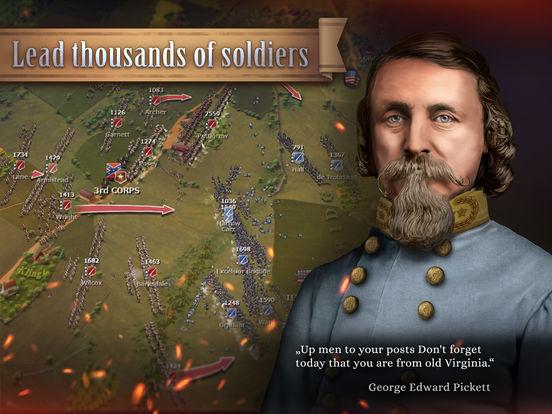 Ultimate General™: Gettysburg Screenshots