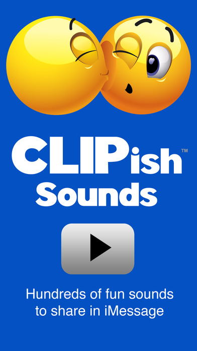 CLIPish Sounds screenshot 1
