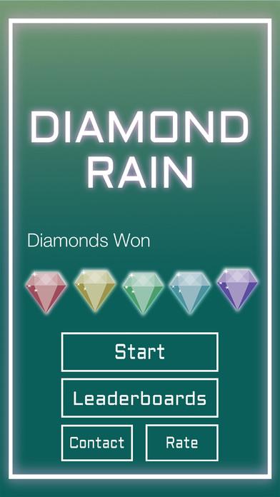 Screenshots for Diamond Rain - Catch the Falling Diamonds!