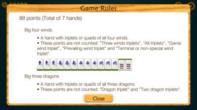 Screenshot 5 Chinese Mahjong 88 Points