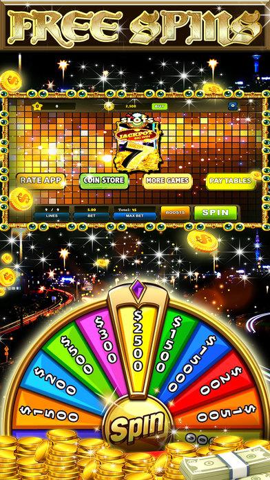 Screenshot 2 Gold Vegas Slot Machines – Golden 7's Jackpot Hour
