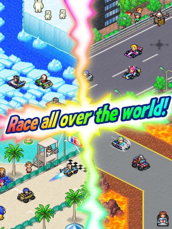 Grand Prix Story2 screenshot 6