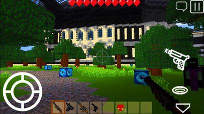 Pixel Block Gun 3D screenshot 1