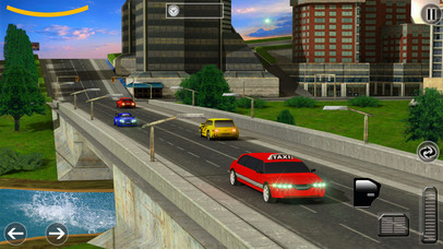 Limo Taxi Transport Sim - Pro Screenshot 5