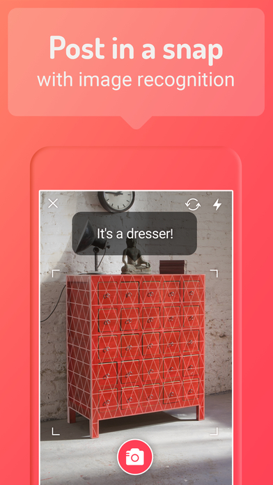 Screenshot for letgo: Buy & Sell Second Hand Stuff in United States App Store