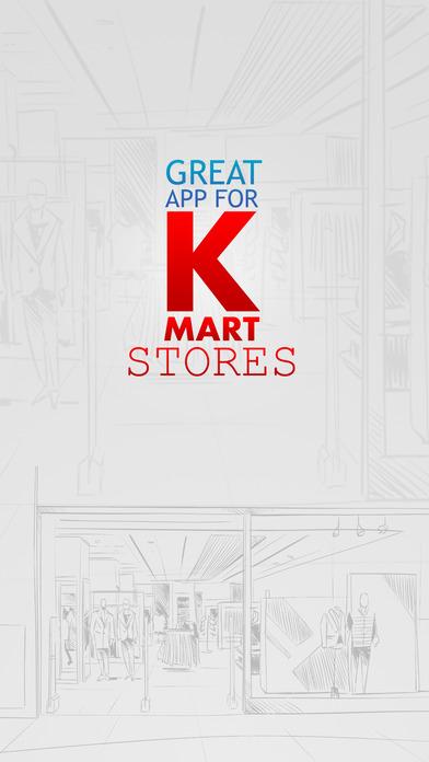 Great app for Kmart Stores screenshot 1