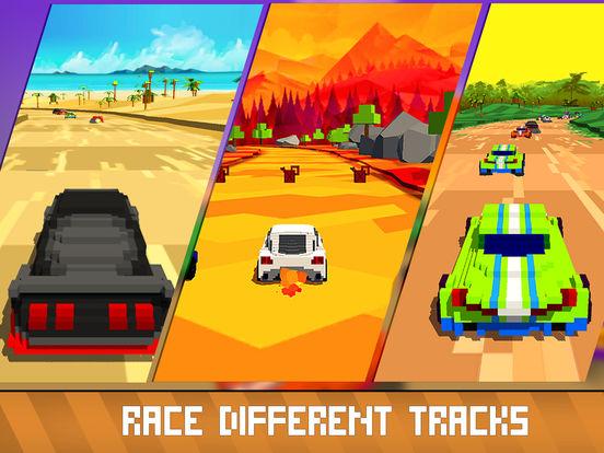 Horizon Blocky Racing Full screenshot 7