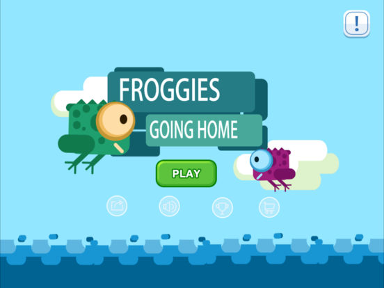Froggy Go Home screenshot 6