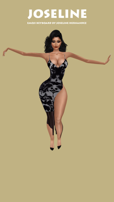 Joseline - Custom Emojis, Stickers, and GIFs screenshot 1