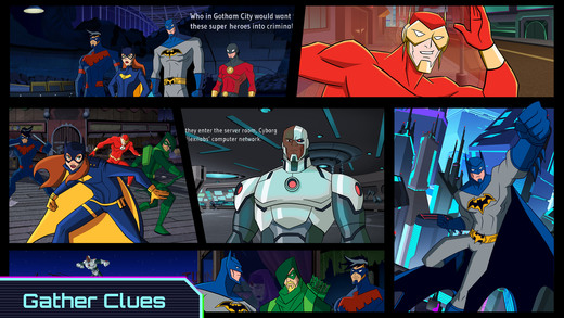 Batman Unlimited: Gotham City's Most Wanted Screenshots
