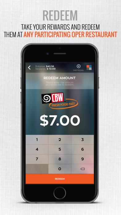 download OPER - Get Dining Cash Back apps 1