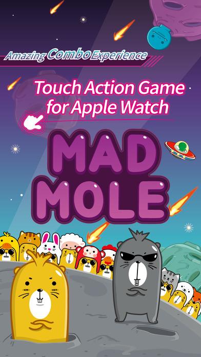 MADMOLE – Mole Smash Tapper Action Screenshots