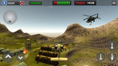 Gunship Air Heli Attack Screenshot 3