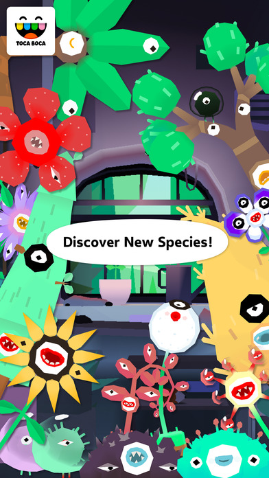 Toca Lab: Plants screenshot 5