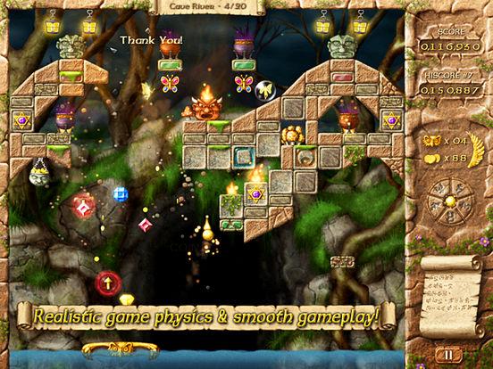 Fairy Treasure (Full) - Brick Breaker Screenshots