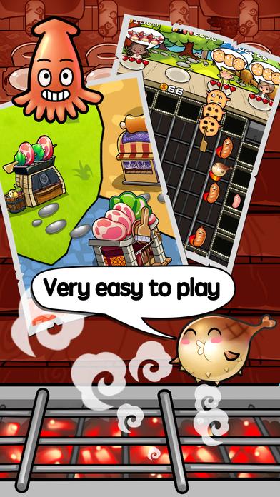 Happy BBQ 3- fun games to pass the time Screenshots