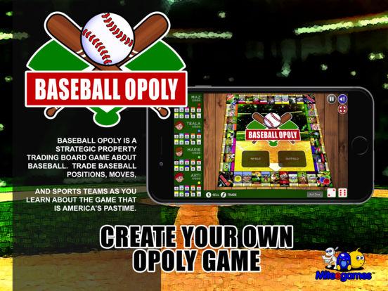 Baseball Opoly screenshot 6