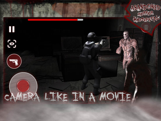 Abandoned Horror Hospital 3D screenshot 8
