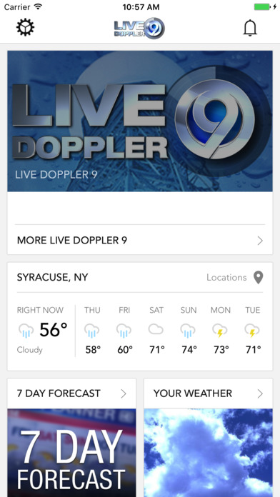App Shopper Storm Team WSYR Syracuse Weather - Wsyr weather forecast