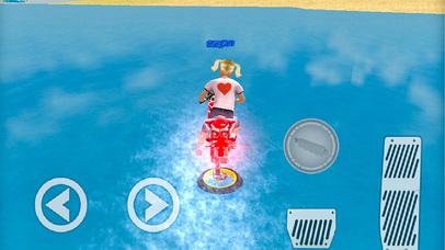Water Surfer Bike Adventure screenshot 3