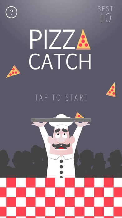 Pizza Catch screenshot 1