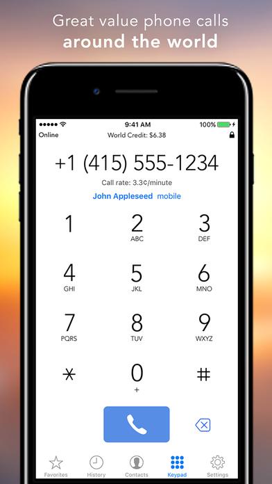 World Phone screenshot 5