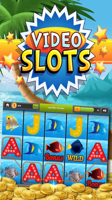 Screenshot 3 Slots — 777 Luah Hangout