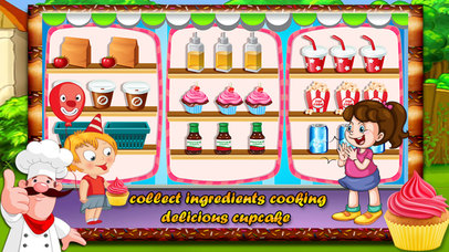 Kids Cup Cake Maker screenshot 2