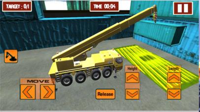 Heavy construction crane 2017 screenshot 3