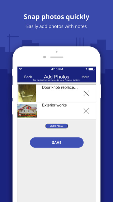 Construction photos app on the app store for Application ipad construction maison