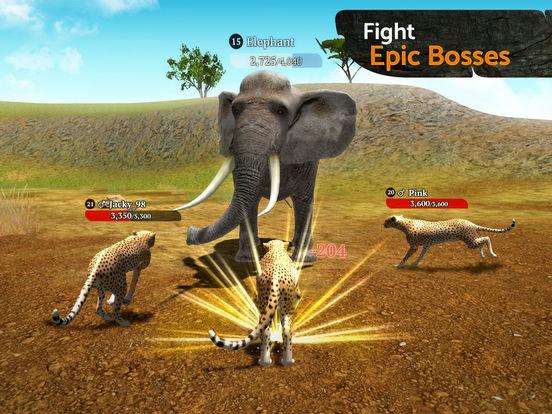 The Cheetah: Online RPG Simulatorscreeshot 3