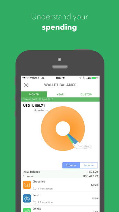 how to make a mobile wallet app