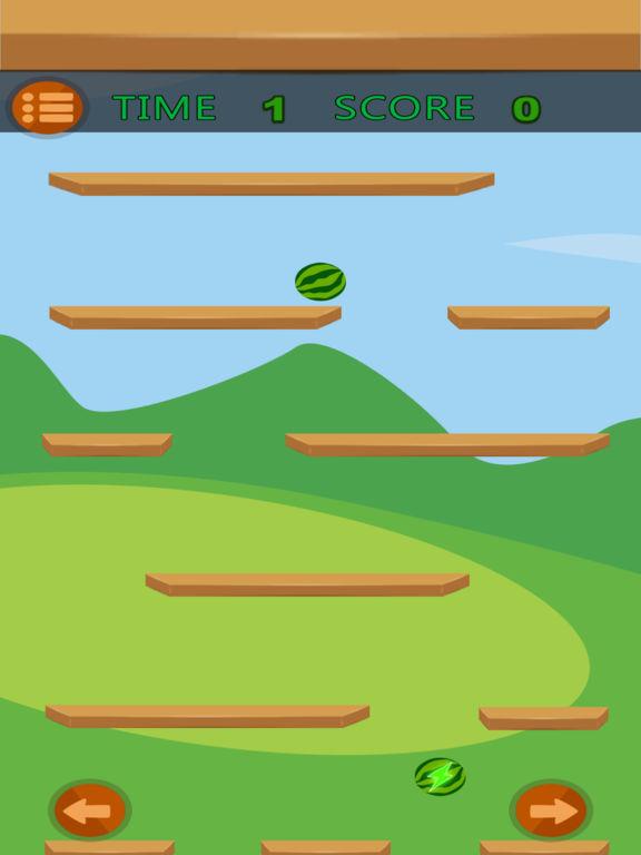Crazy Fruit Fall Madness screenshot 3